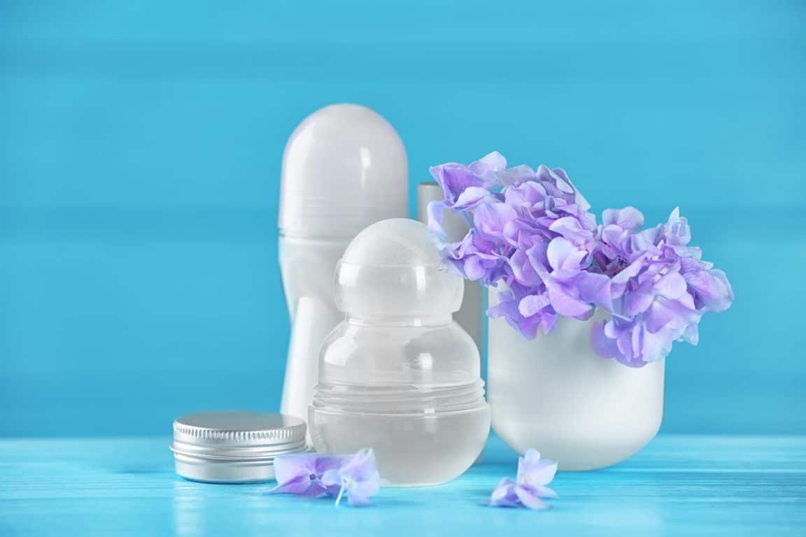 Fabriquer un déodorant naturel grâce à deux plantes aromatiques !