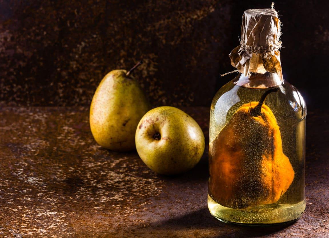 Comment mettre une poire en bouteille étape par étape ?