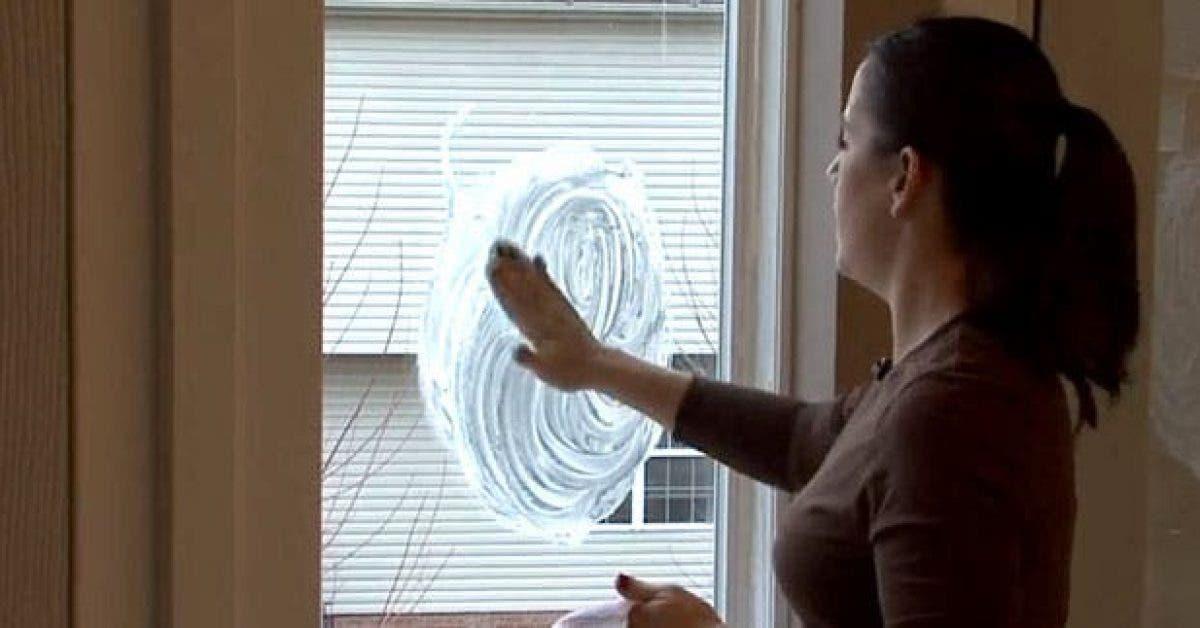 Avec cette astuce, vous n'aurez plus de buée sur vos vitres